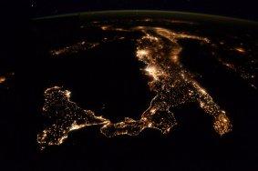 ESA - Europe at Night4
