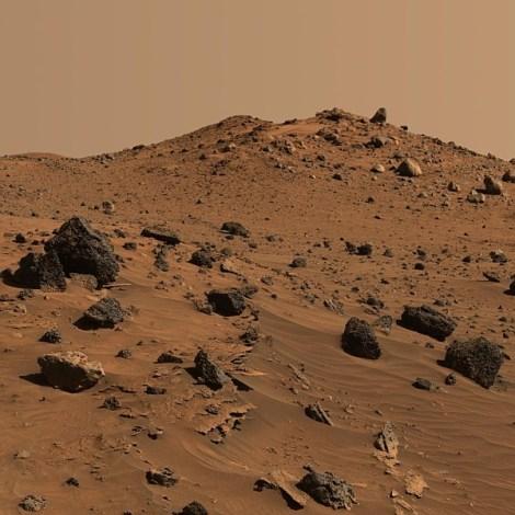 mars surface 4