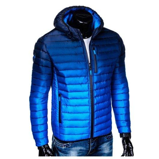 modna moška zimska bunda