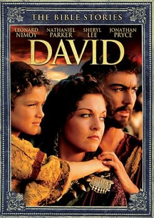 the bible stories: david - DVD Image
