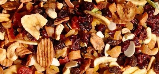 Top cele mai sanatoase fructe uscate. Vitaminele din timpul iernii