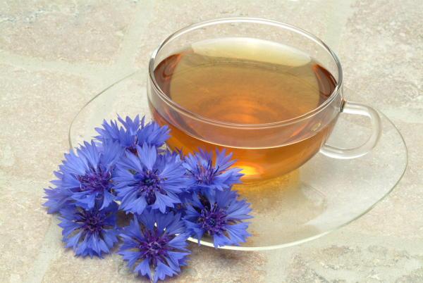 beneficiile ceaiului de albastrele