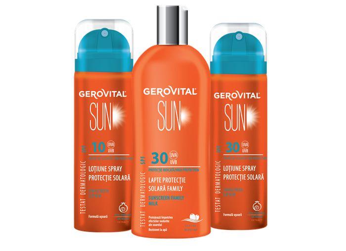 Gerovital SUN