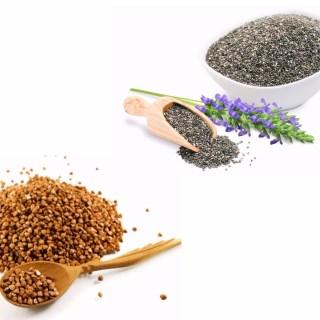 Sanatate cu seminte Ce beneficii au semintele de chia si hrisca