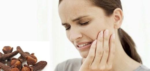 Scapa de durerea de dinti cu ajutorul cuisoarelor