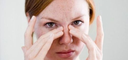 Sinusuri nazale inflamate