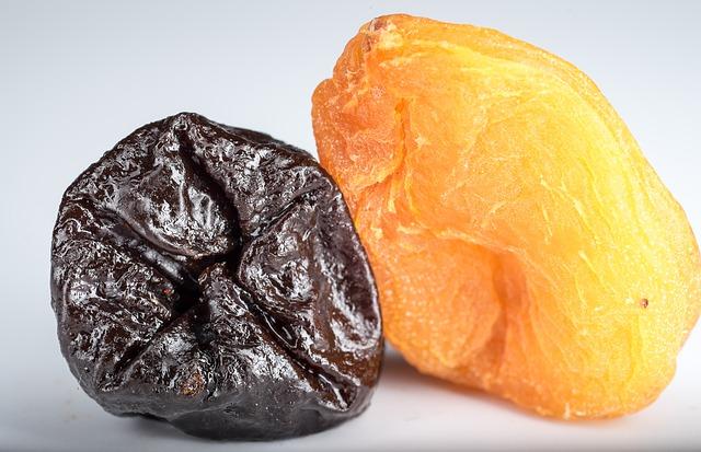 Reteta cu prune si caise uscate pentru stimulare imunitatii