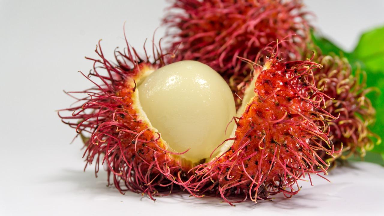 Rambutan. Fructul paros, dar nespus de sanatos