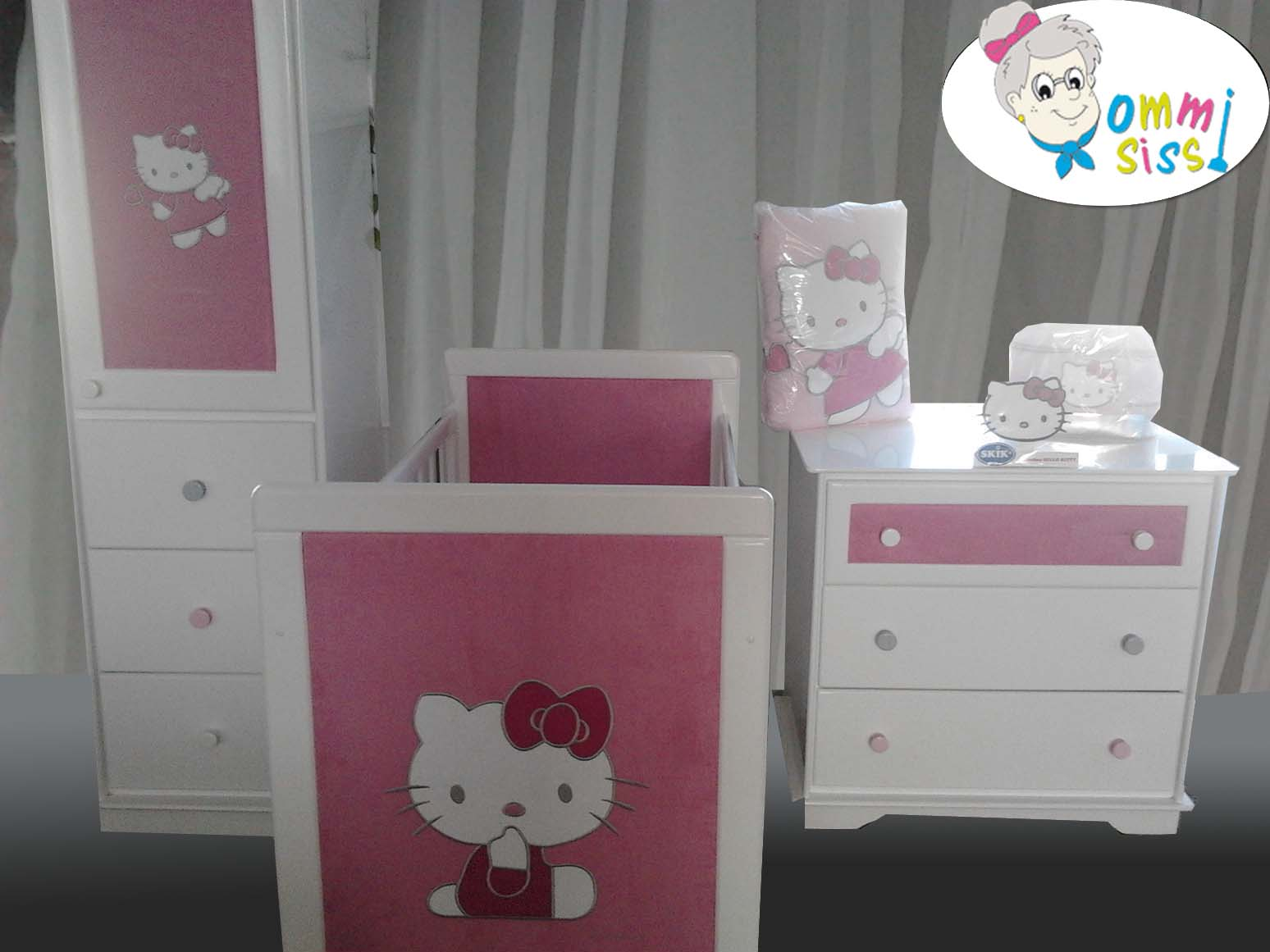 Chambre Hello Kitty Complet Chambre Bb Hello Kitty Finest Jeux De Fille Chambre De