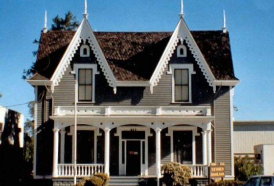 Redwood City's Lathrop House