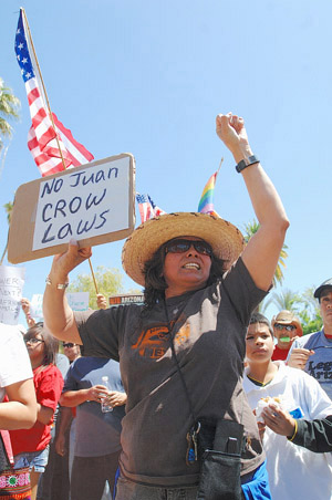 Arizona Immigration Law Faces New Legal Fight
