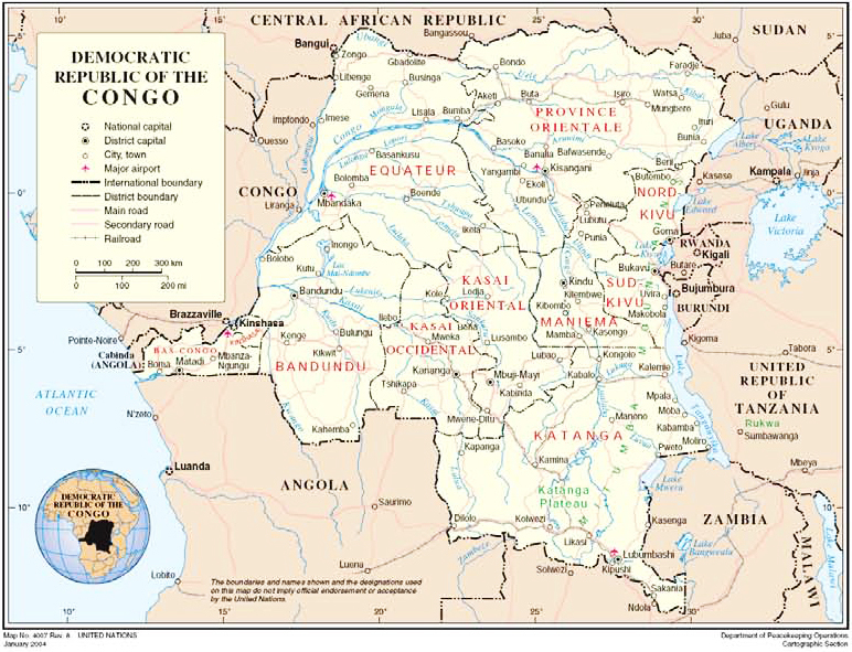 Congo Natural Resources Value