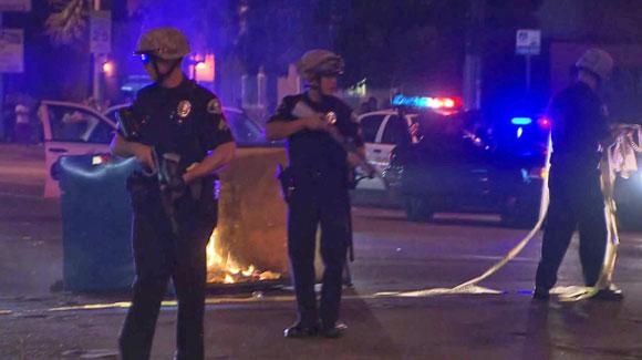 San Francisco Bay View » Anaheim police kill again … and again
