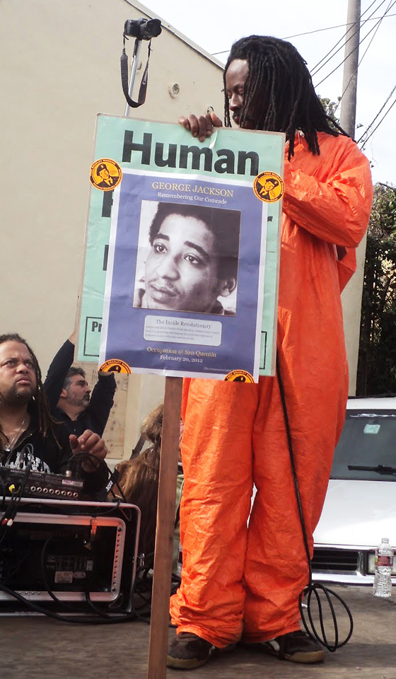 Russell Williams Hunger Strike