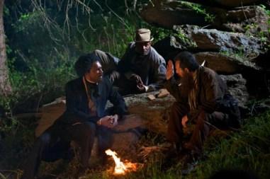 GÇÿThe AbolitionistsGÇÖ John Brown urges Frederick Douglass, Shields Green to join assault on HarperGÇÖs Ferry