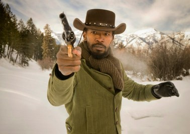 Jamie Foxx in Quentin TarantinoGÇÖs 'Django Unchained'