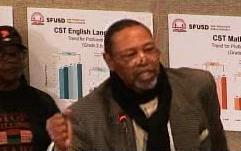 SF School Board Robert Woods, Cati Okorie, Black Human Rights Leadership Council 012913 by SFGovTV