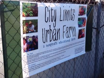 East Palo Alto City Limits Urban Farm