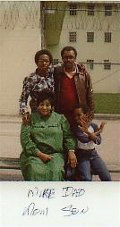 Michael Dorrough, dad, mom, son