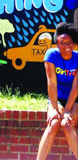 GirlTrek 'We Are Harriet, 100-Year Tribute and Walking Challenge'