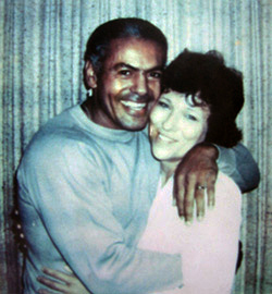 Hugo Pinell, Shirley, his late wife