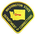 Washington State DOC patch