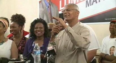 Chokwe Lumumba wins runoff
