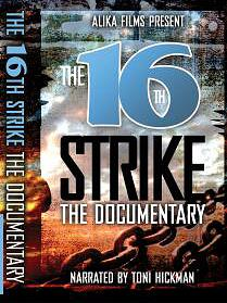 'The 16th Strike' cover