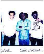 Albert Woodfox, Kenny Zulu Whitmore, Herman Wallace