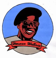 Herman Wallace icon from Chiswick mosaic