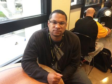 Jason Bell, Project Rebound director, web
