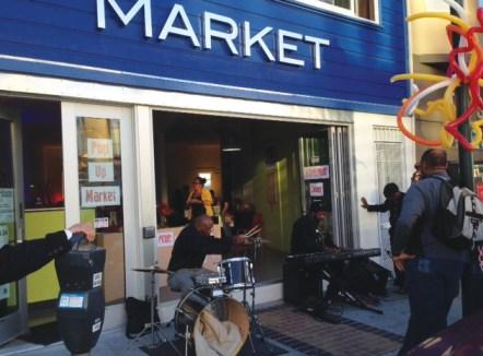 Pop-Up Market 4634 Third St. Thursdays 5-730pm