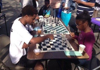1st Saturdays chess tournament