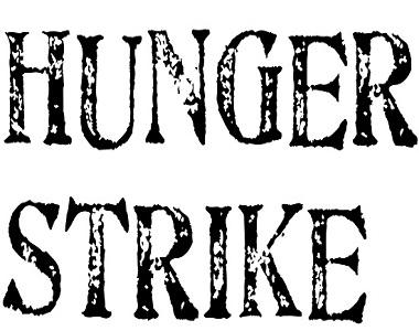 'Hunger Strike'