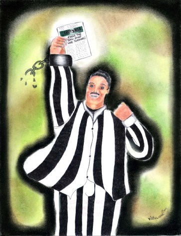 Latino prisoner holding Bay View dwg by Jose Villarreal 011513, web