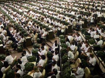 Cuban doctors on standby after Katrina