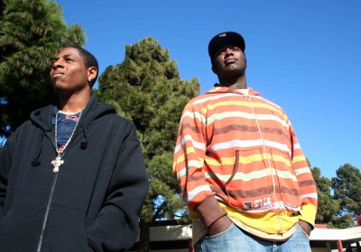 Richmond teens JaVon Jones, Leonard Waldon from streets to honor roll Kennedy High 2010 by Richmond Pulse