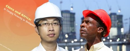 """From this graphic by the African Development Bank, it appears the bank sees opportunity in China's lust for African wealth. Dr. Rudasingwa warns, however, that African leaders should not """"continue to act like a herd, yesterday behind the West or East, today the West or China, and tomorrow, God knows who. Africa must follow its conscience and its people's interests."""""""