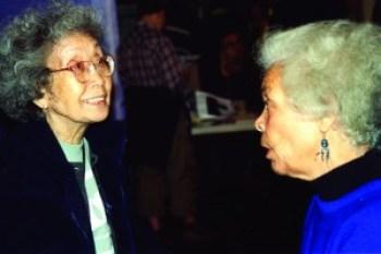 Freedom fighters Yuri Kochiyama and Kiilu Nyasha have been close friends for decades.