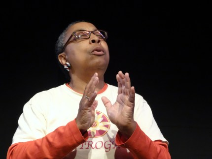 Dr. Stephanie Johnson, AfroSolo