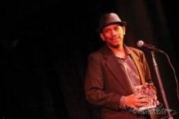 Dev Ross is the genius who keeps media humming as the engineer for KPFA and Black broadcast media. – Photo: TaSin Sabir