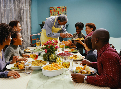 Thanksgiving and Ferguson: Mixed generation Black ...