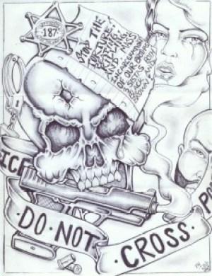 """Stop the Torture"" – Art: Roger ""Rab"" Moore, G-02296, HDSP SHU Z-168, P.O. Box 3030, Susanville CA 96127"