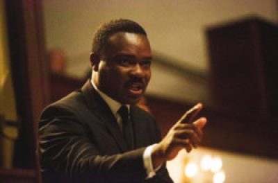 Screenwriter Paul Webb, director Ava DuVernay and actor David Oyelowo portray a humanized Dr. Martin Luther King. – Photo: Atsushi Nishijima, Paramount Pictures