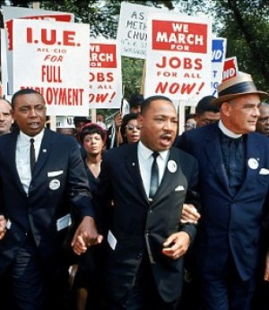 """Dr. King understood that without greater economic equality, racial disparities and divisions could not be overcome. In his """"I Have a Dream"""" speech, he said, """"We refuse to believe there are insufficient funds in the great vaults of opportunity of this nation."""" Today, he would tell Silicon Valley that poor people from nearby Black neighborhoods can be just as valuable and successful as people born poor in India who have thrived and helped the technology industry thrive."""