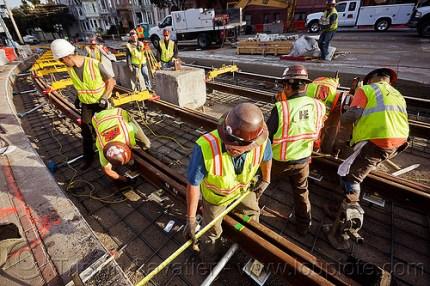 Spotting a Black worker on any of San Francisco's countless construction sites is as hard as finding a needle in a haystack. Since City Hall put most Black contractors out of business, Black workers, from trainees to journeymen, find few employers willing to hire more than a token or two.