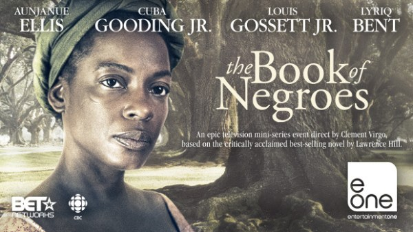 'The Book of Negroes' BET series poster