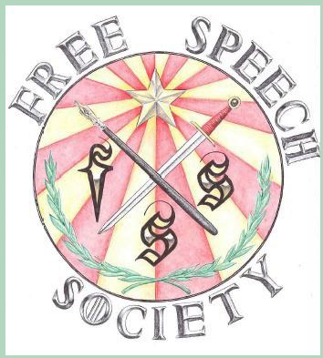 Free Speech Society logo