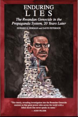 'Enduring Lies' cover
