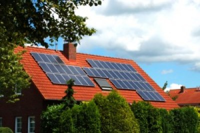 Solar panels on homes old and new, urban and rural, will enable Germany to shut down all its nuclear power plants by 2022.